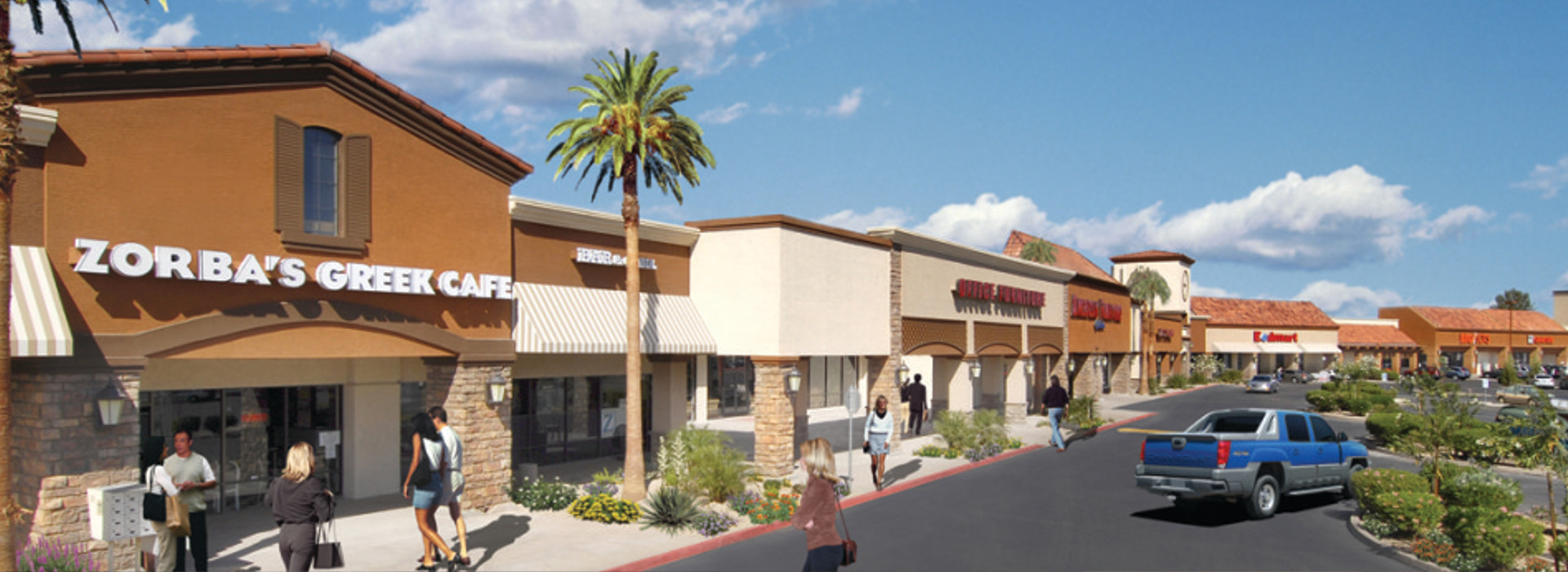 <small>Commercial Real Estate</small>Chandler, Arizona